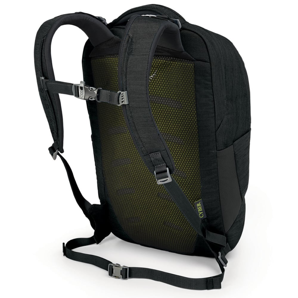 OSPREY Cyber Pack - BLACK