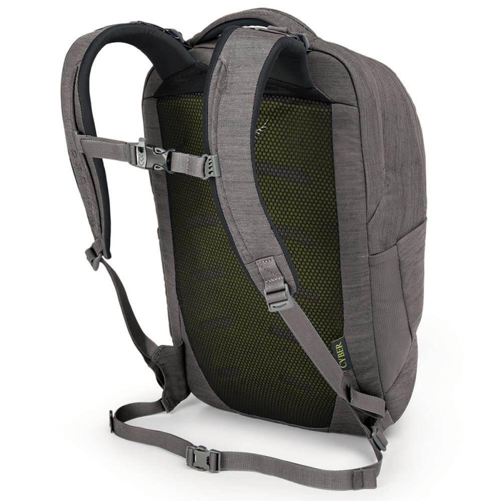 OSPREY Cyber Pack - SHARK GREY