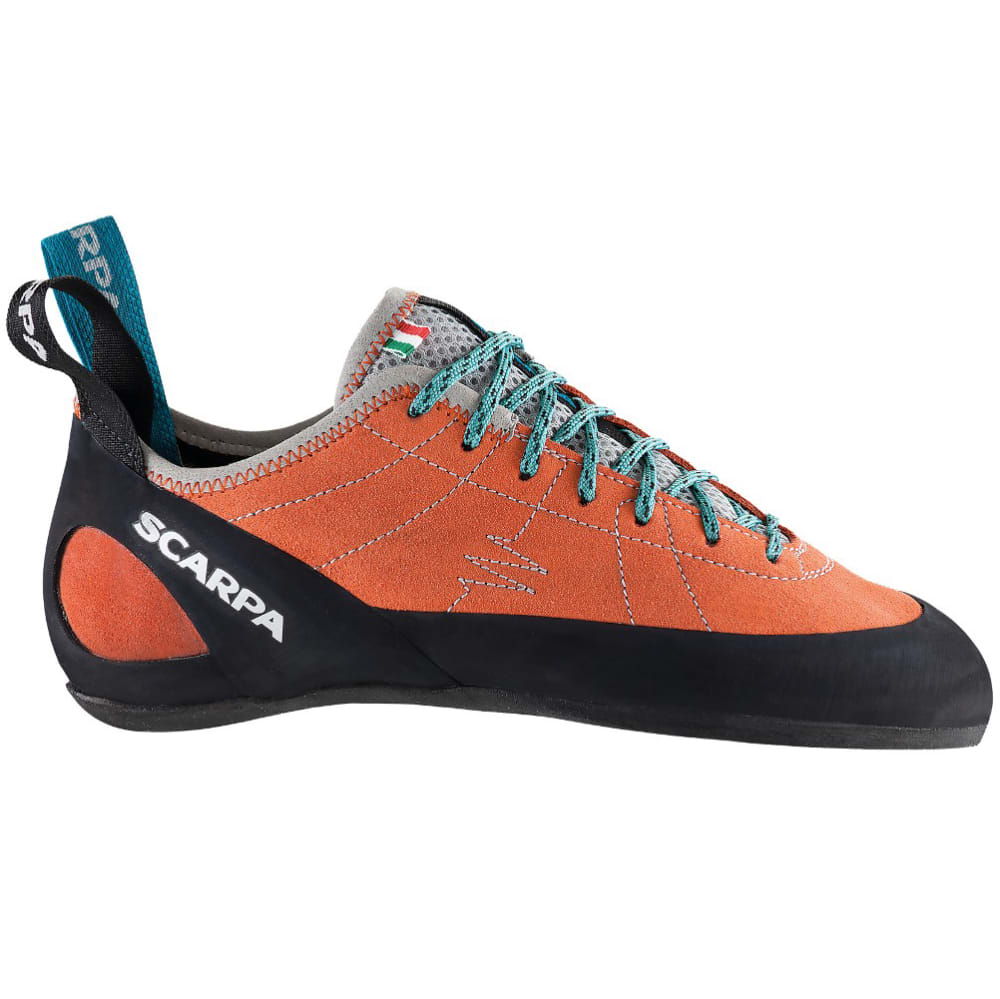 Scarpa Women's Helix Rock Climbing Shoes - Orange - Size 37 70005002