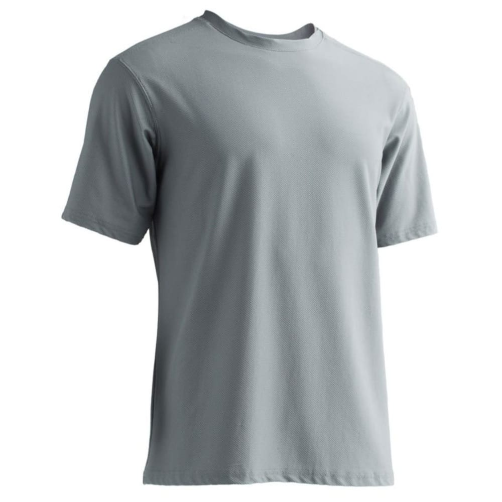 EXOFFICIO Men's Give-N-Go Tee  - CHARCOAL-9600