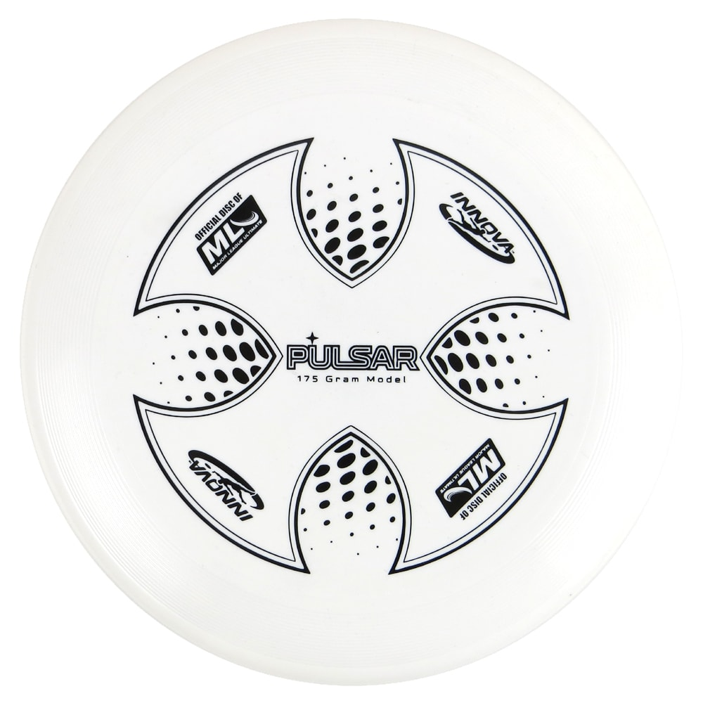 INNOVA DISC GOLF Pulsar Ultimate Disc - WHITE