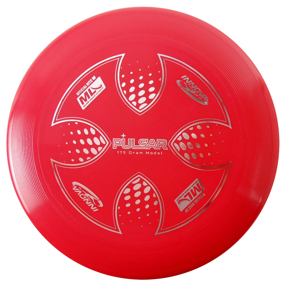 INNOVA DISC Pulsar Golf Discs - RED