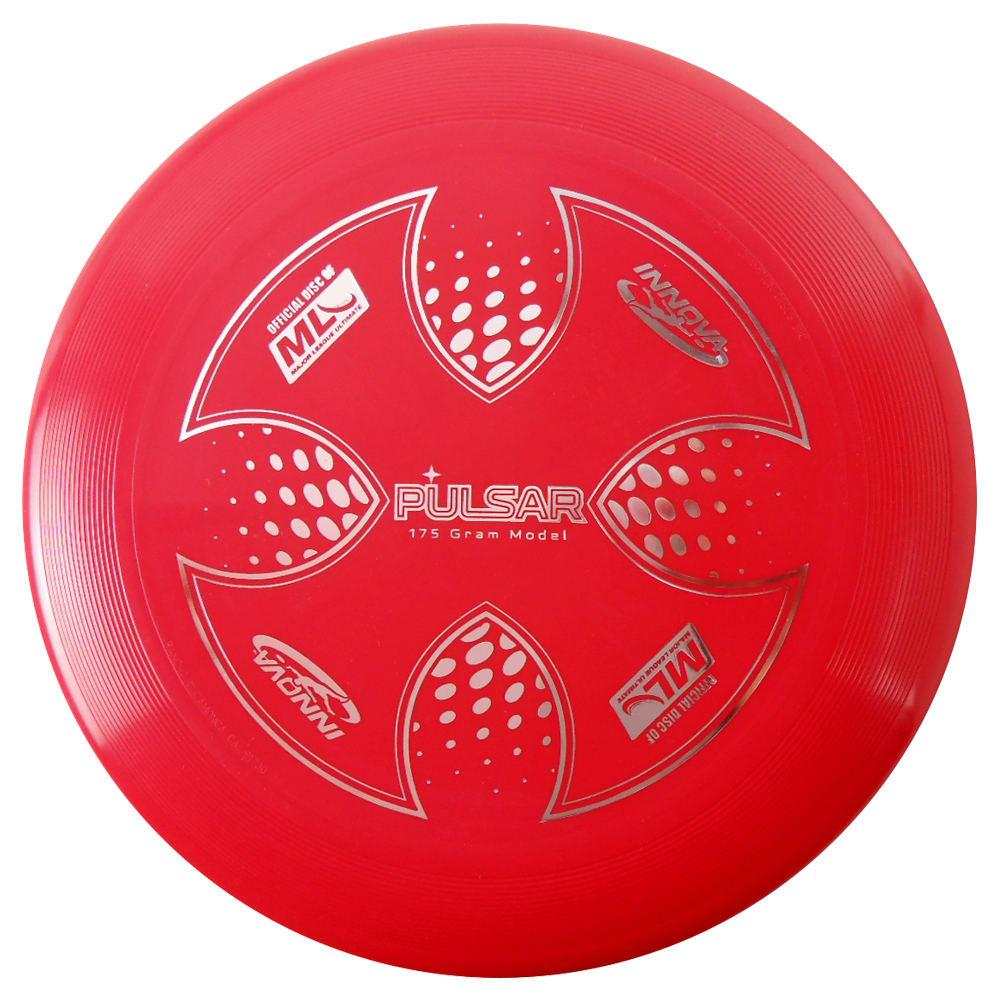 INNOVA DISC Pulsar Golf Discs - RED