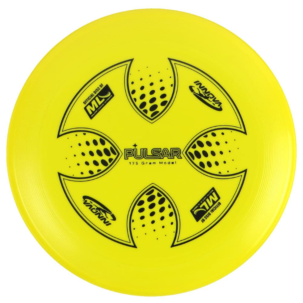 INNOVA DISC GOLF Pulsar Ultimate Disc - YELLOW