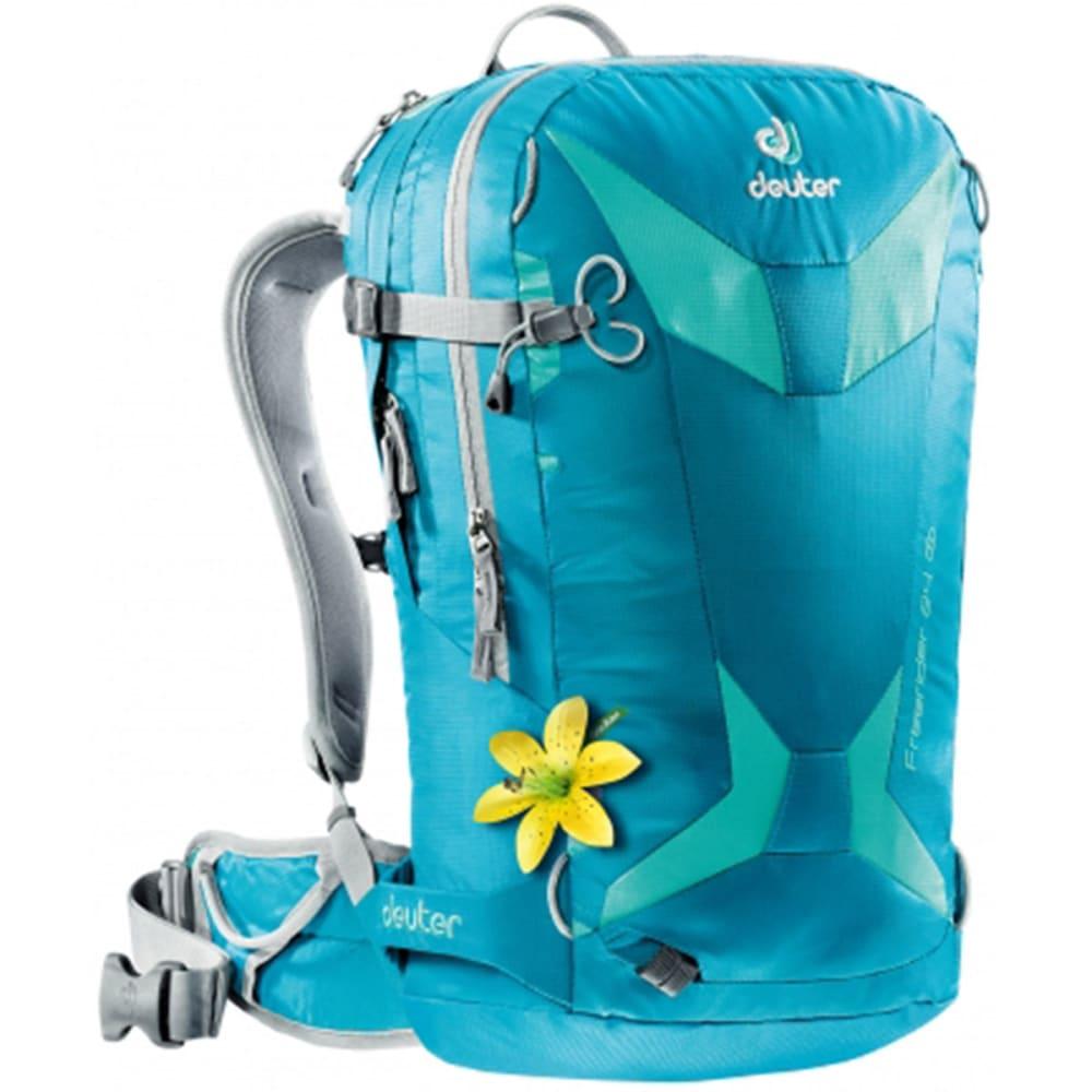 DEUTER Women's Freerider Lite 24 SL Backpack - PETROL-MINT