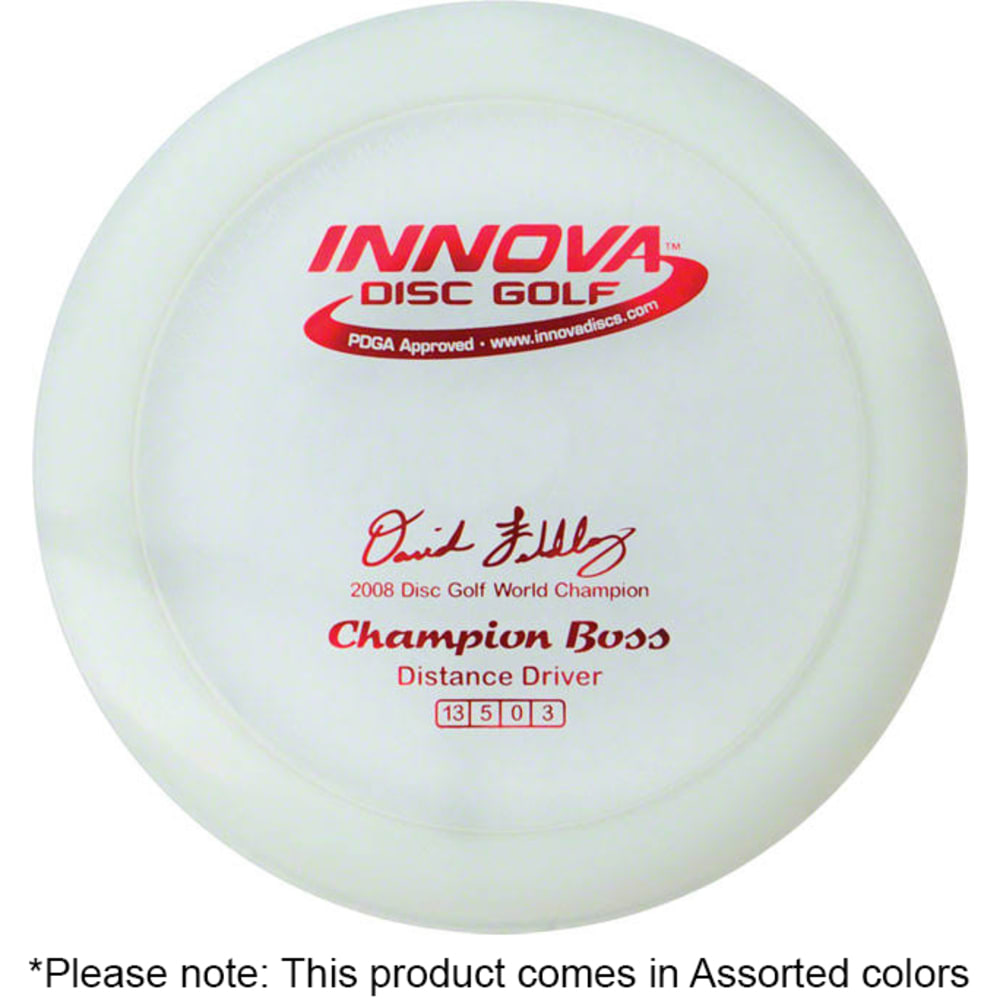 INNOVA Champion Boss Driver - ASSORTED