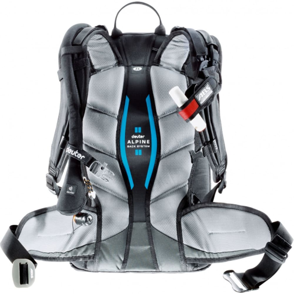 DEUTER Women's OnTop ABS 28 SL Avalance Airbag Backpack - TURQUOISE-MIDNIGHT