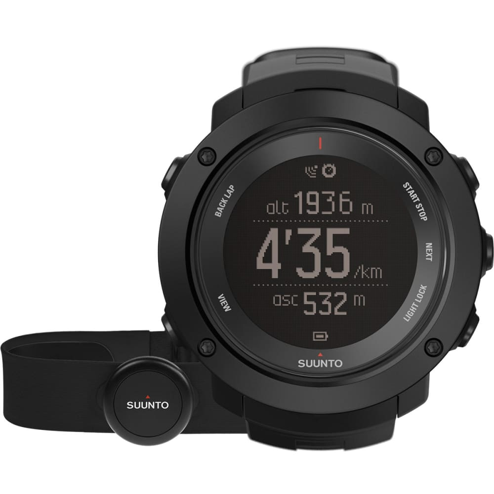 SUUNTO Ambit3 Vertical - BLACK