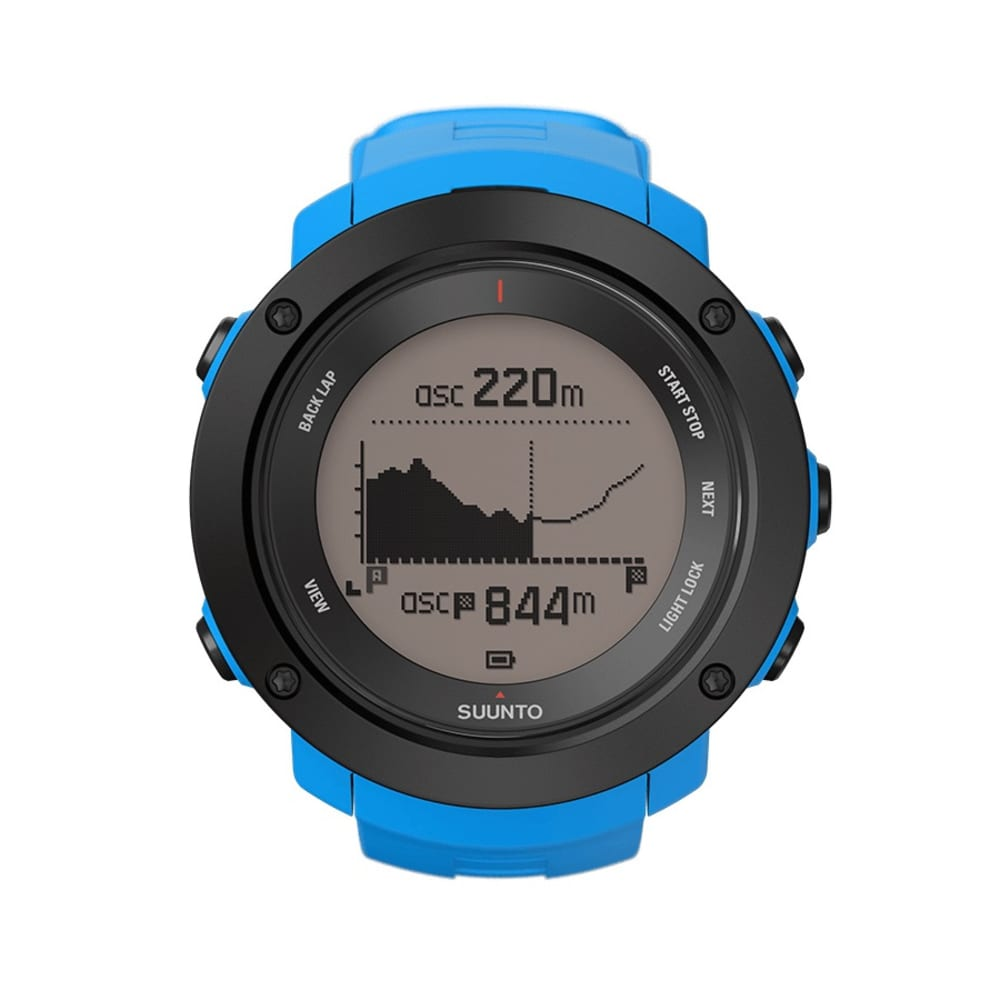 SUUNTO Ambit3 Vertical Blue (HR) GPS Watch - BLUE