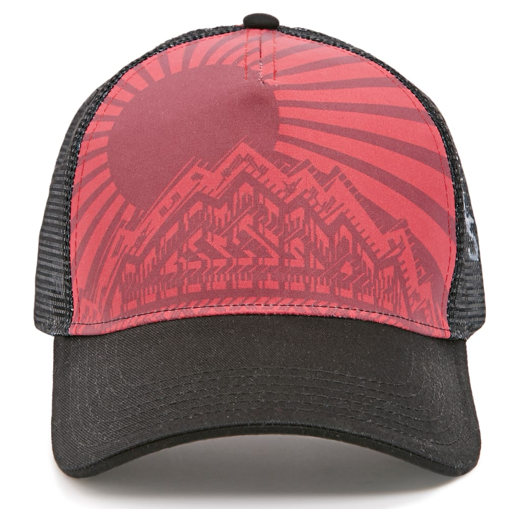 EMS® Men's Geocore Trucker Hat - CHILI PEPPER