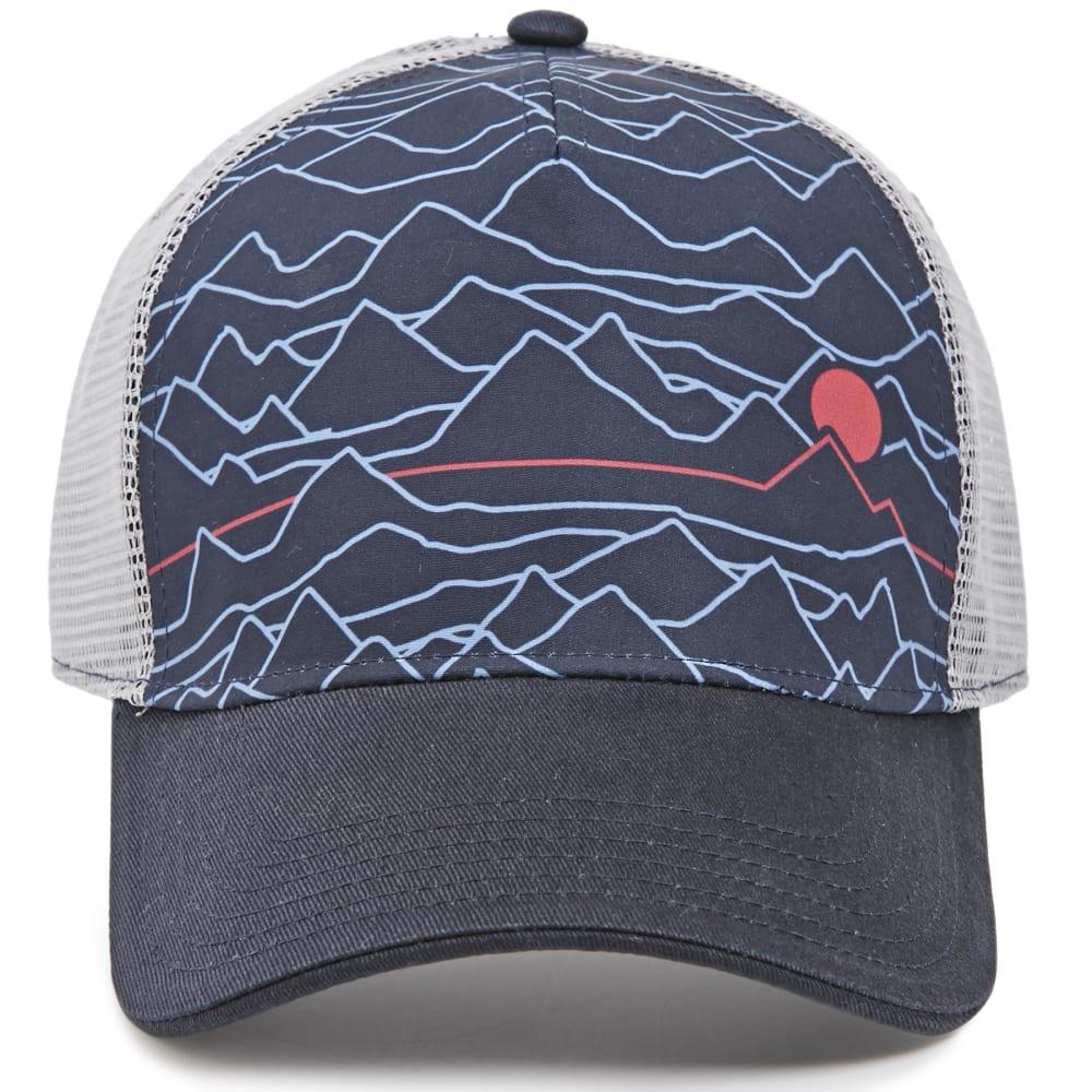 EMS® Cartogram Trucker Hat - NAVY BLAZER