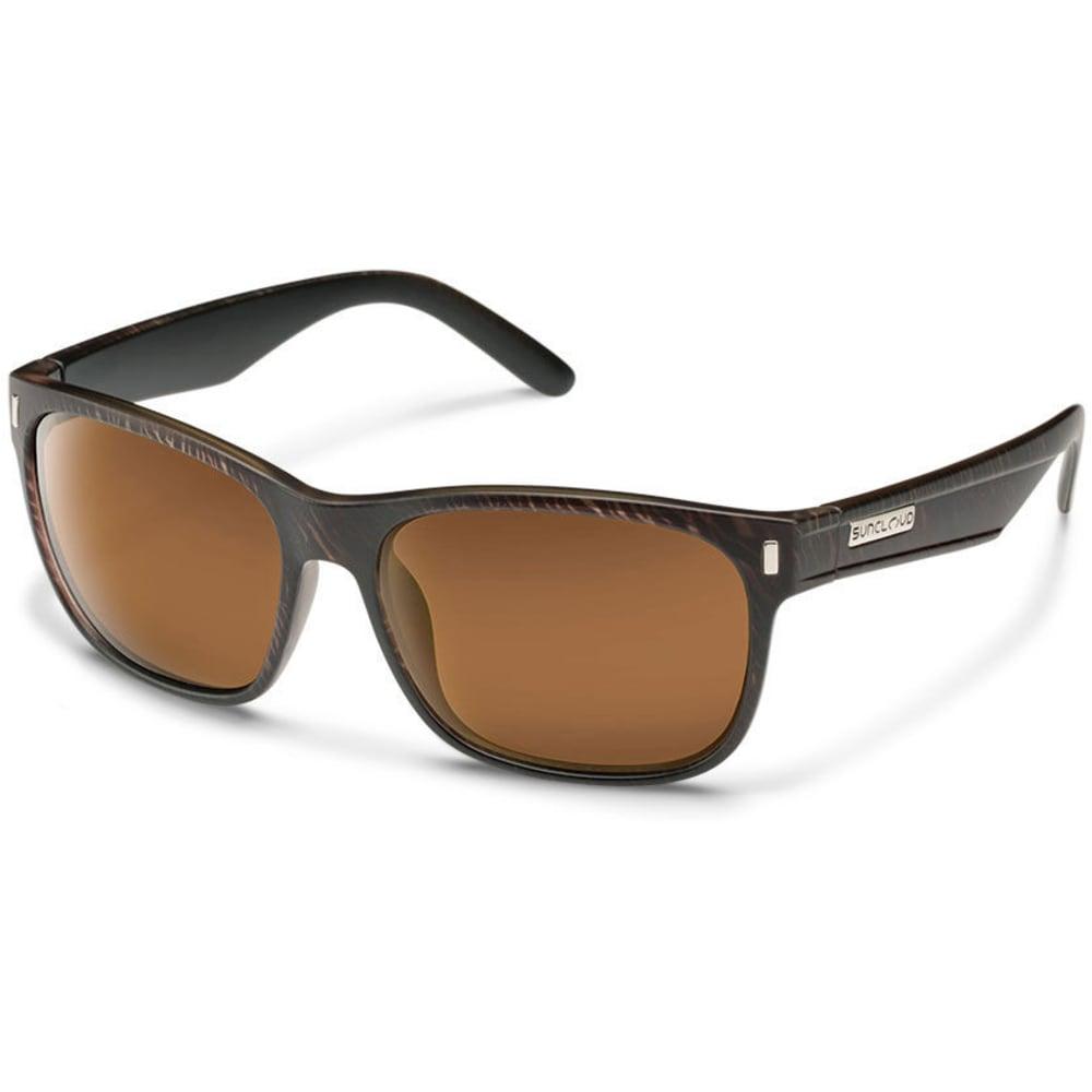 SUNCLOUD Men's Dashboard Sunglasses with Polycarbonate Lenses - BLACK