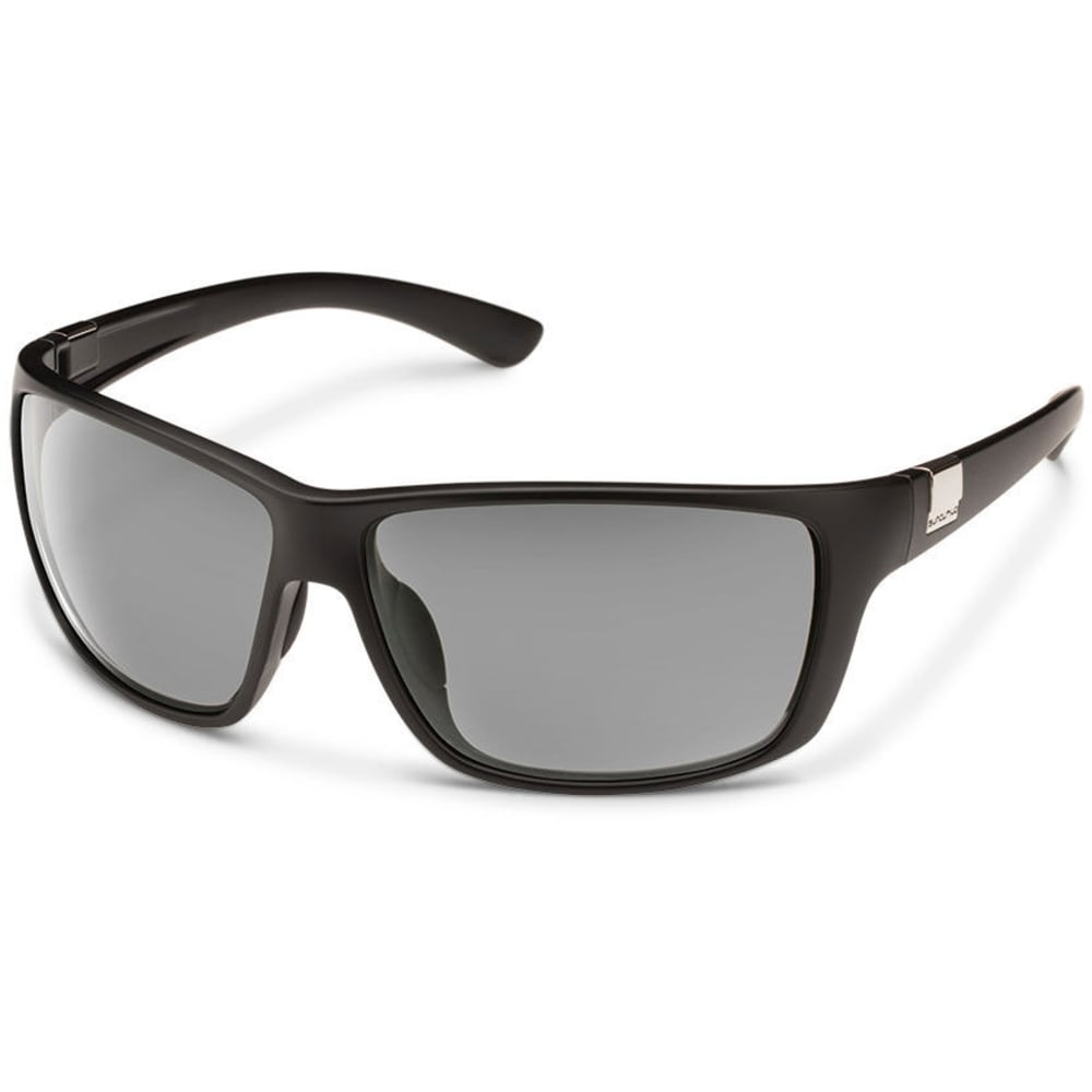 SUNCLOUD Men's Councilman Sunglasses with Polycarbonate Lenses - MATTE BLACK