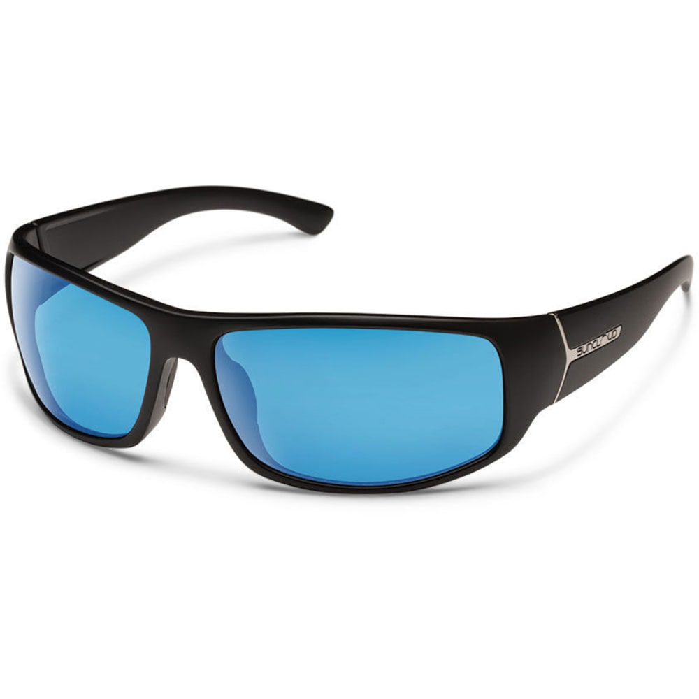 SUNCLOUD Men's Turbine Polarized Sunglasses - BLACK