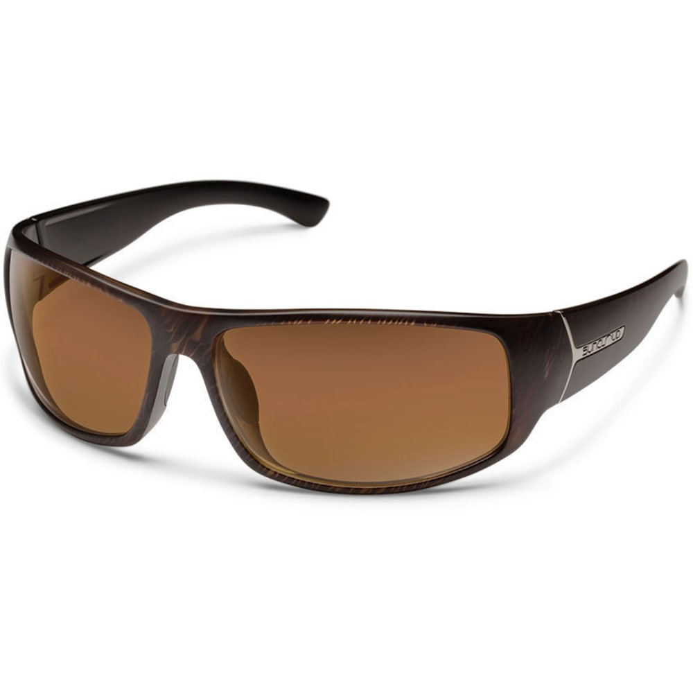 SUNCLOUD Men's Turbine Polarized Sunglasses - BLACKENED TORTOISE