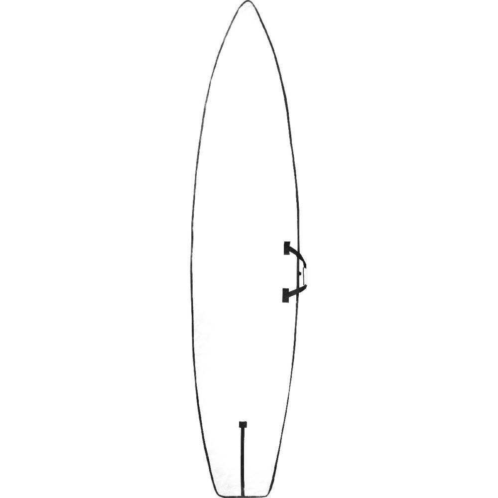 "AMUNDSON SUP Boardbag 11'6"" TR - TAN"