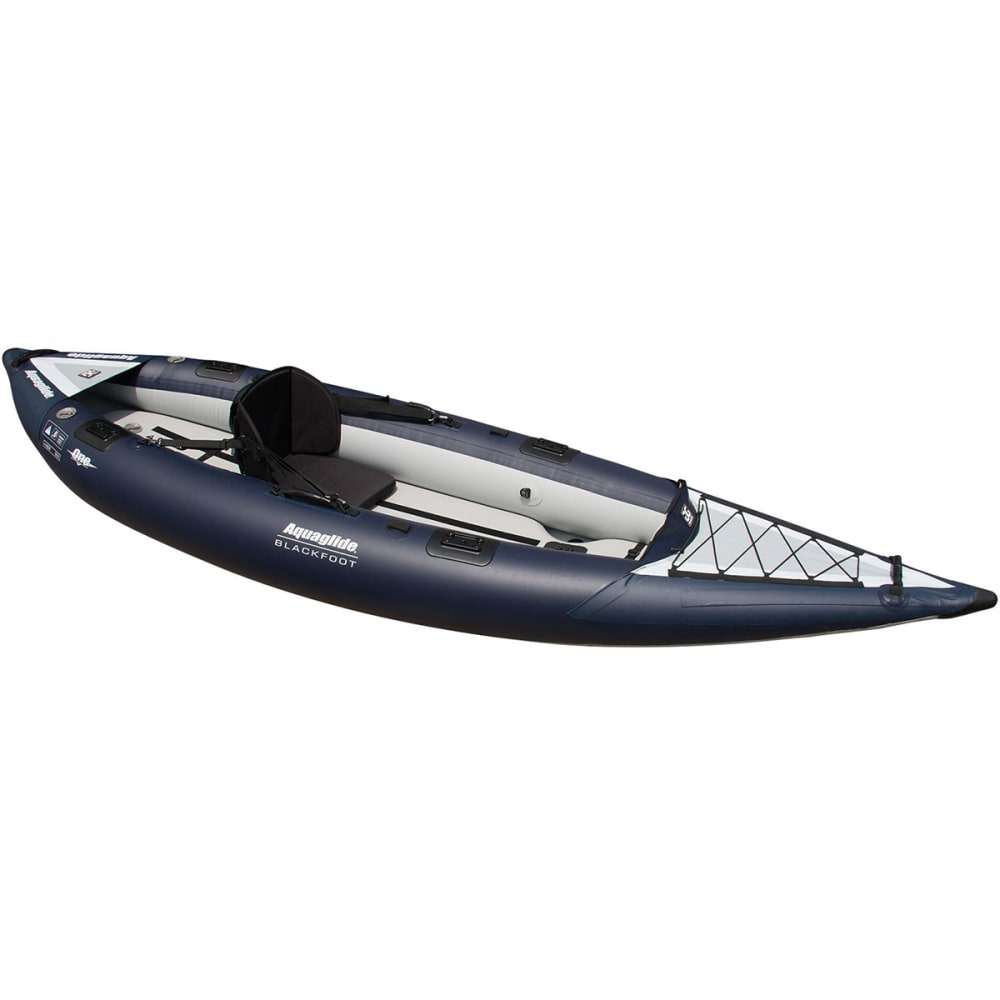 AQUAGLIDE Blackfoot HB Angler SL Kayak - DARK BLUE