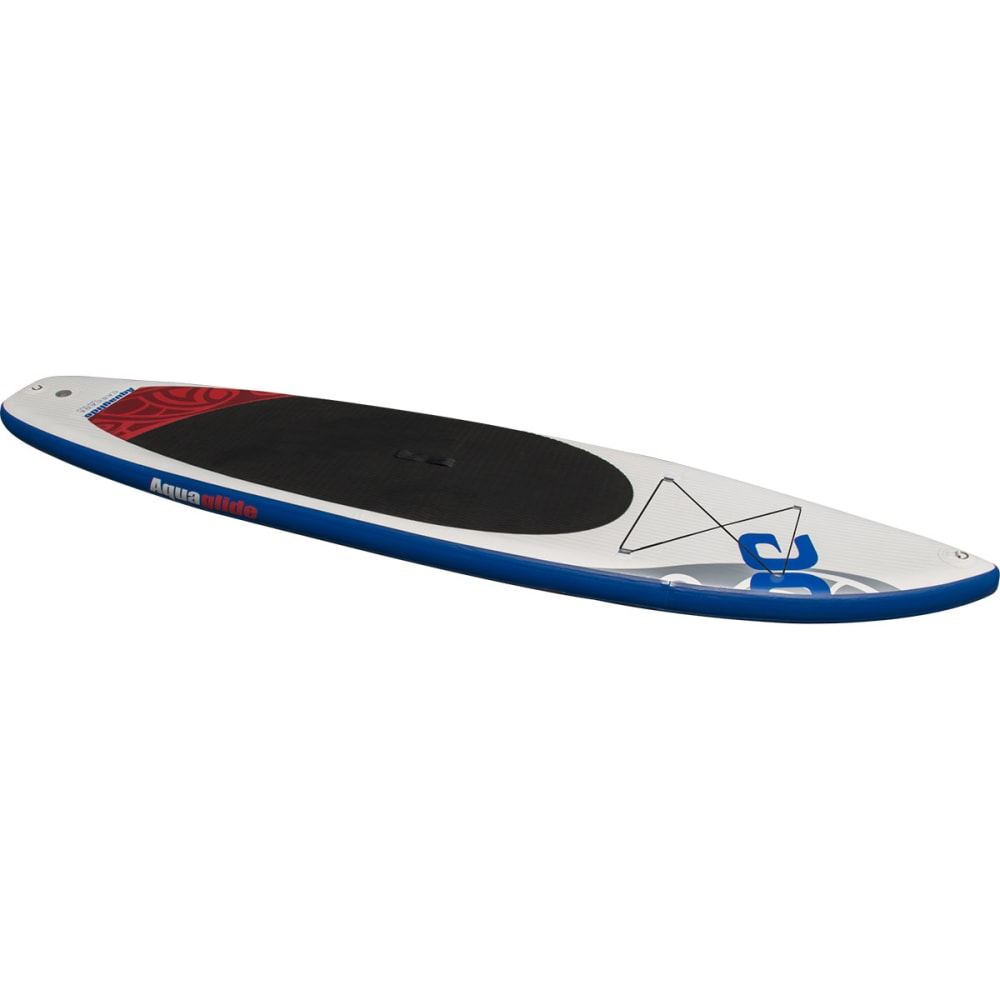 "AQUAGLIDE Cascade 12'0"" ISUP Board - RED/WHITE/BLUE"