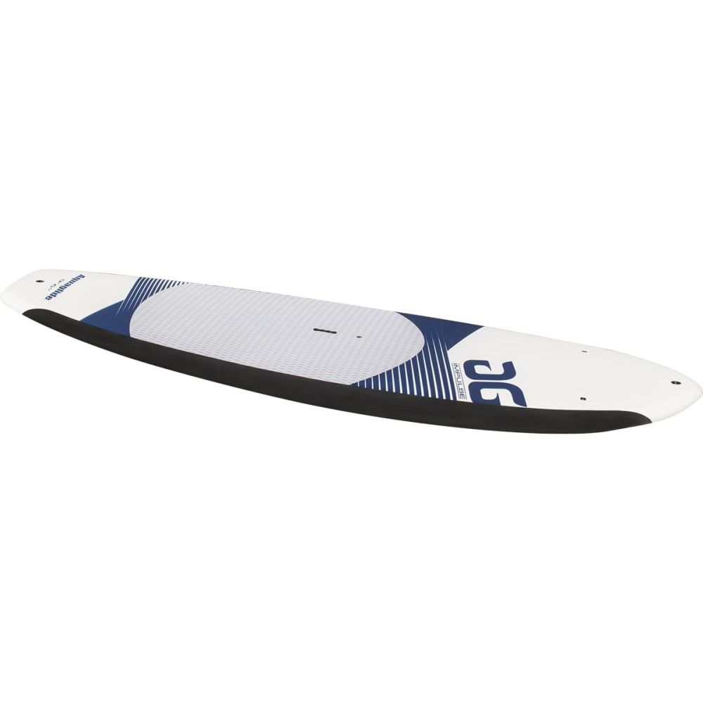 "AQUAGLIDE Impulse 9'6"" SUP Board - WHITE/NAVY"