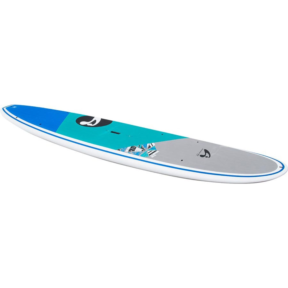 "AMUNDSON Source 11'10"" SUP Board - BABY BLUE/NAVY"