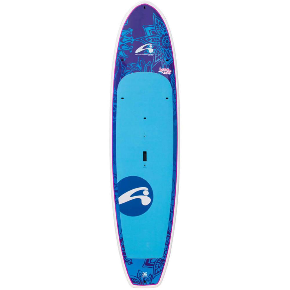 "AMUNDSON Karma 10'6"" SUP Board - PURPLE/DK BLU/B BLU"