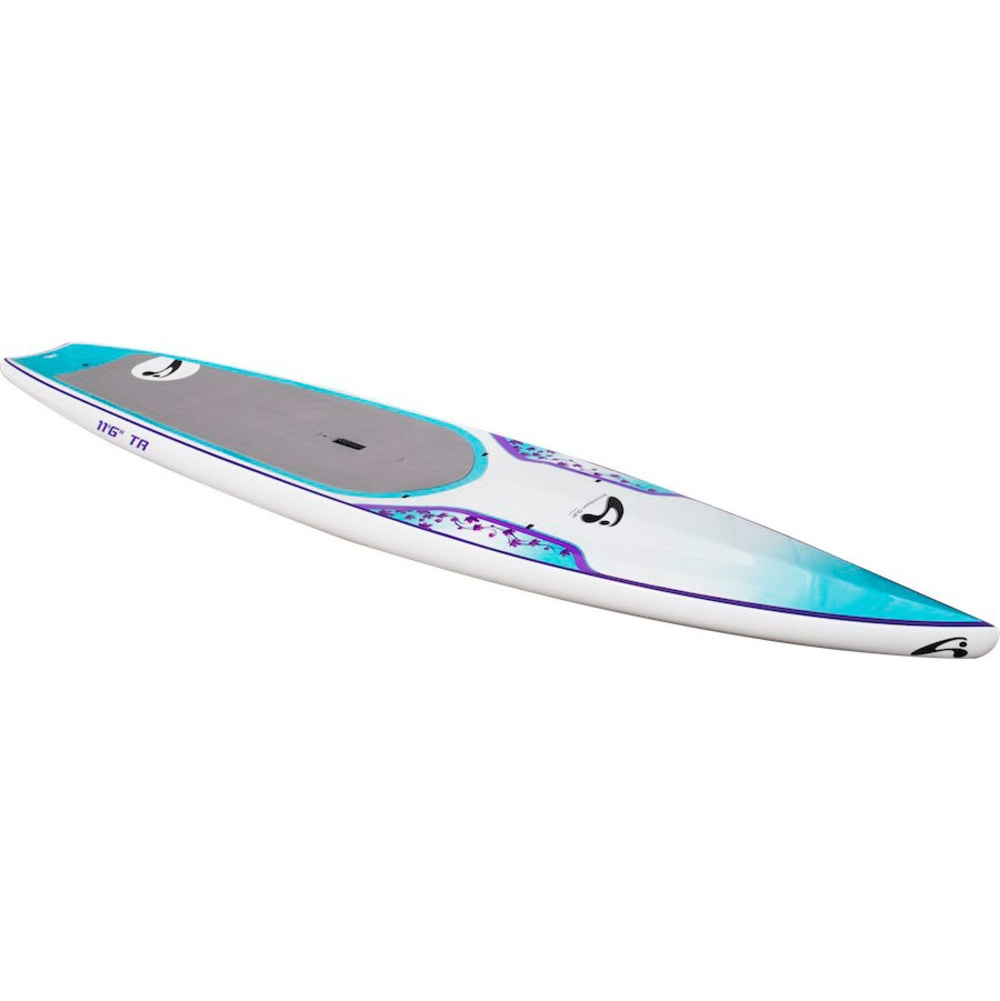 "AMUNDSON 11'6"" TR SUP Board - NAVY/PURPLE/TEAL"