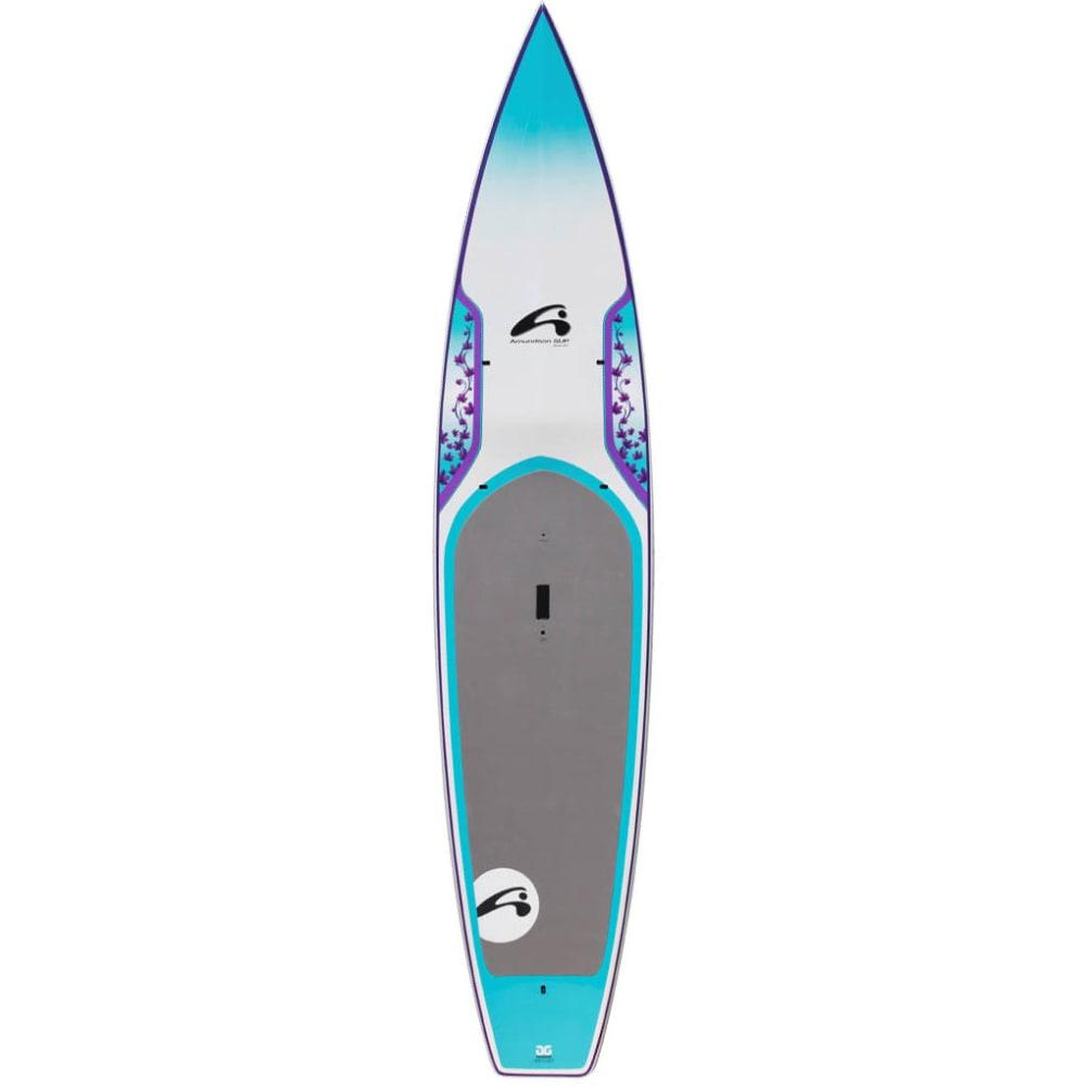 "AMUNDSON 11'6"" TR SUP Board - NAVY/PURPLE/TEAL"