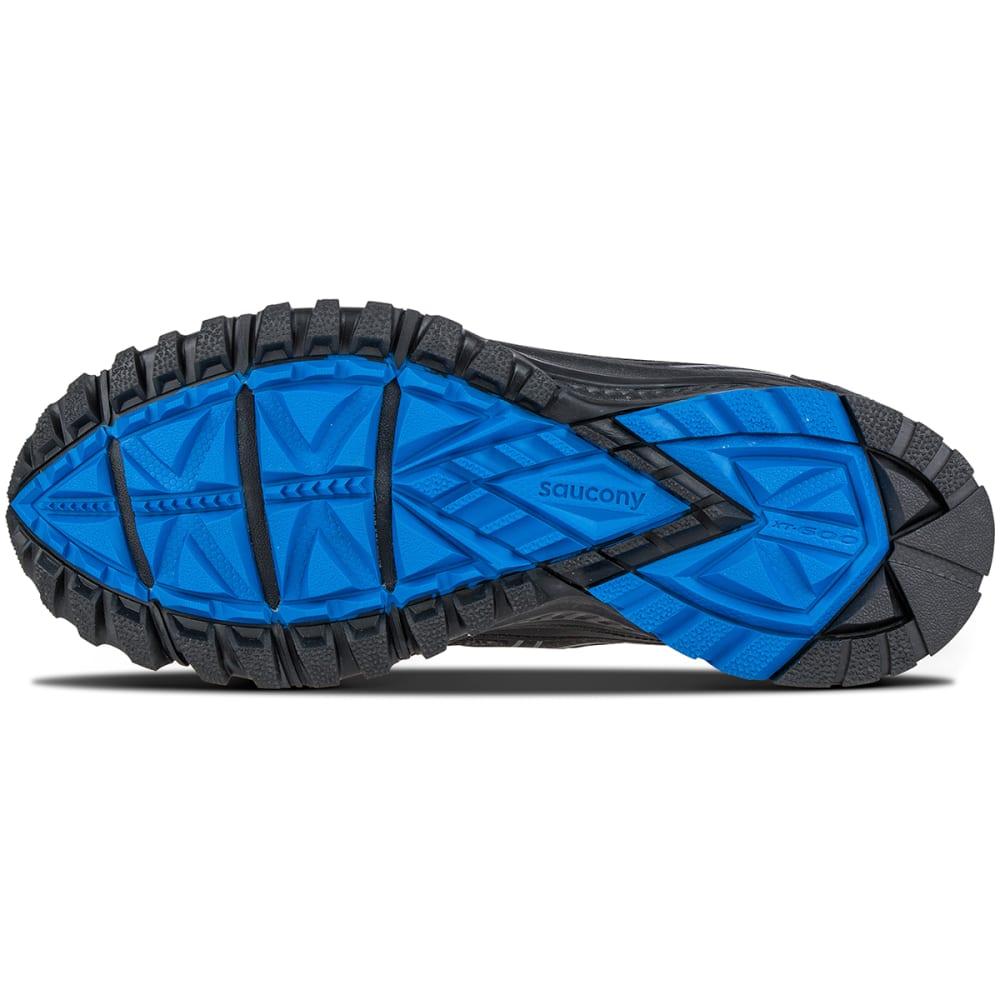 318b928bcd SAUCONY Men's Excursion TR10 Trail Running Shoes, Black/Royal -