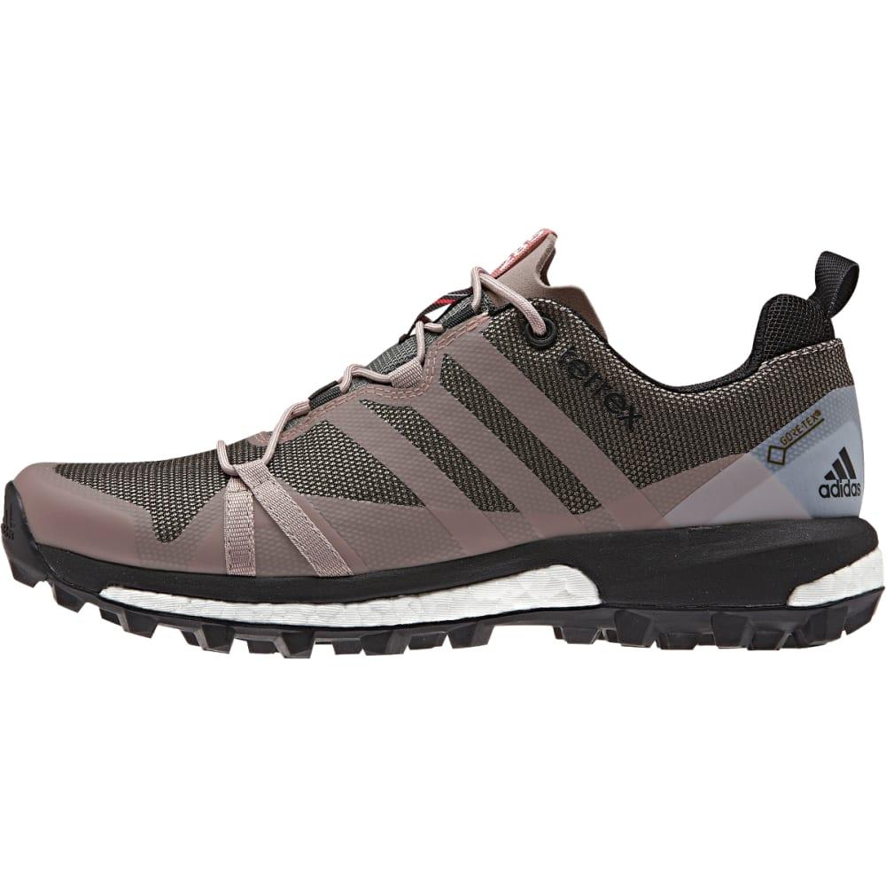 ADIDAS Women's Terrex Agravic GTX Shoes - VAPGREY/VAPGREY/BLK