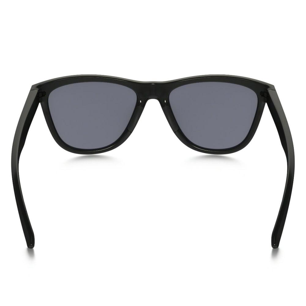 OAKLEY Moonlighter Polarized Sunglasses - Blk w/ Grey