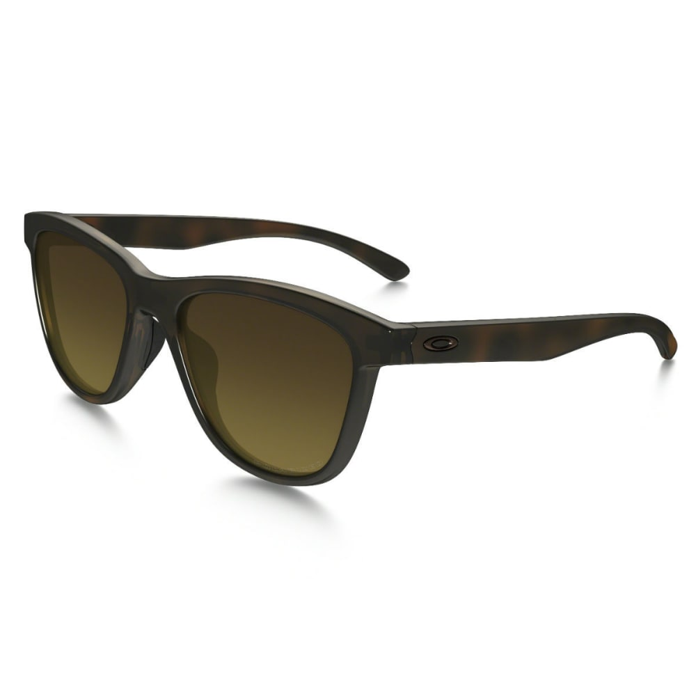 OAKLEY Moonlighter Polarized Sunglasses - Tort w/ BrnGrdPol