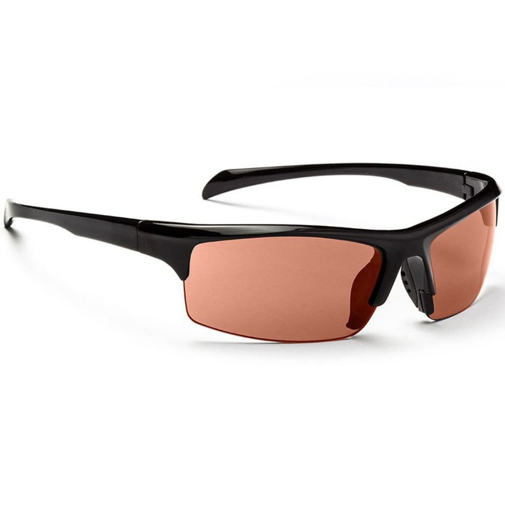 ONE BY OPTIC NERVE Juniors' Two Wheeler Sunglasses - BLACK