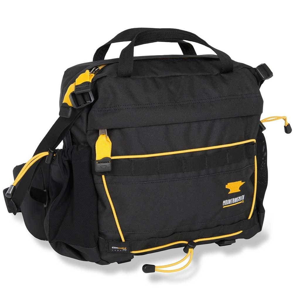 MOUNTAINSMITH Day Lumbar Pack - HERITAGE BLACK
