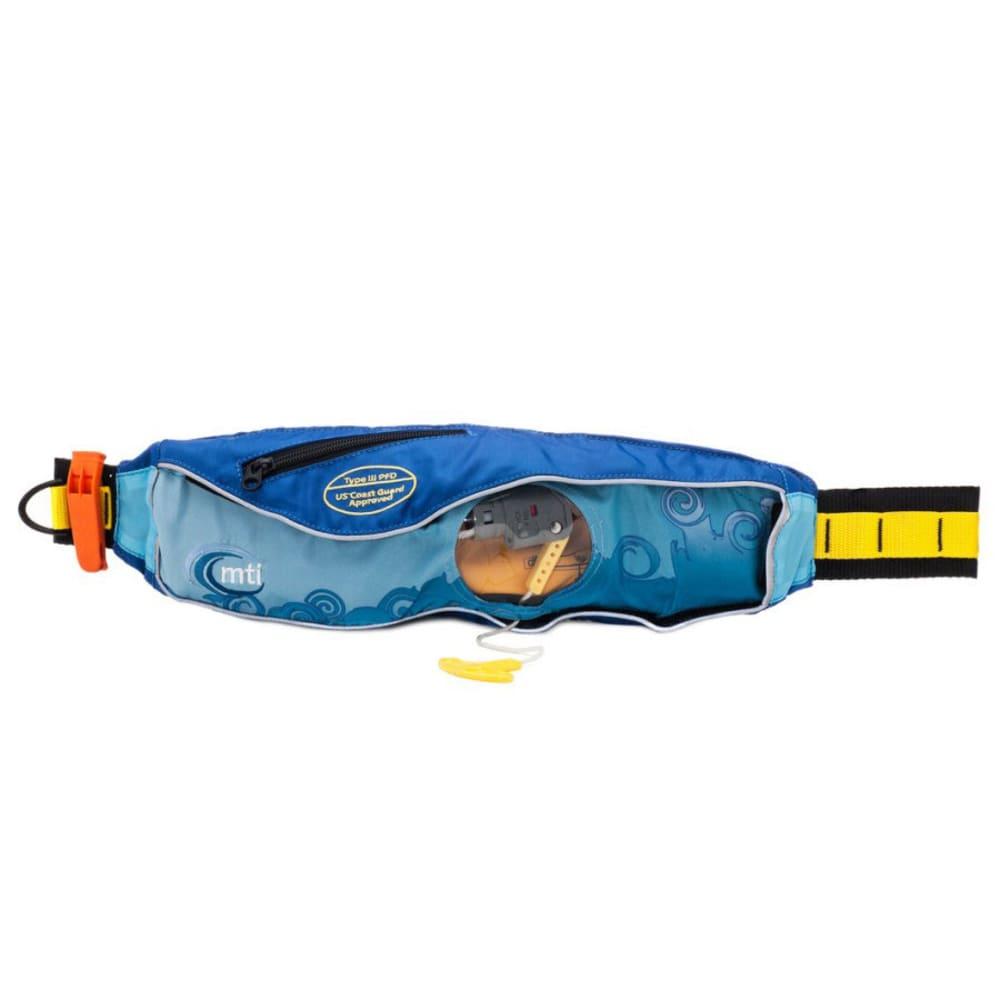 MTI Fluid 2.0 Inflatable Belt Pack PFD - AQUA OM
