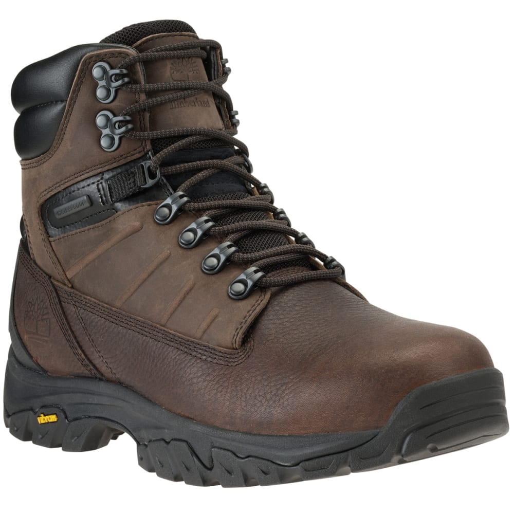 TIMBERLAND Men's Jefferson Summit Waterproof Hiking Boots, Dark ...