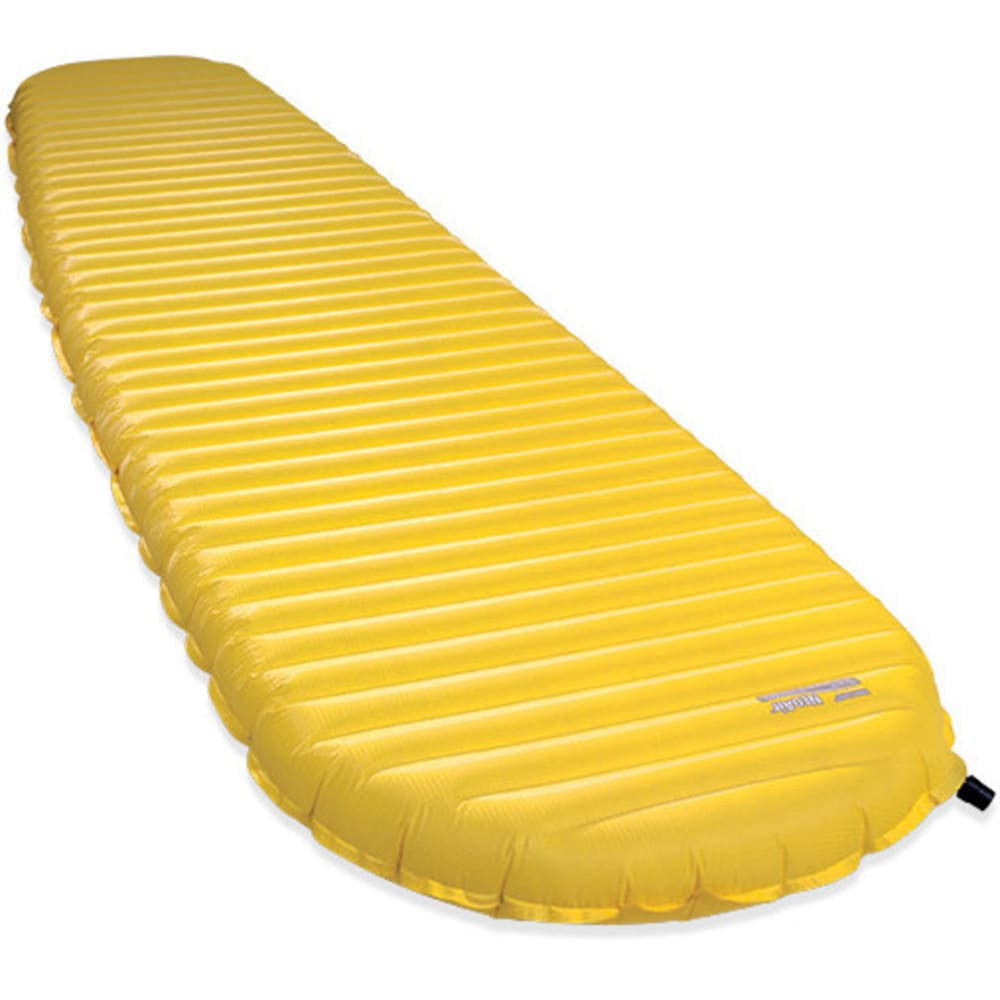 THERM-A-REST Women's NeoAir XLite Sleeping Pad  - LEMON CURRY