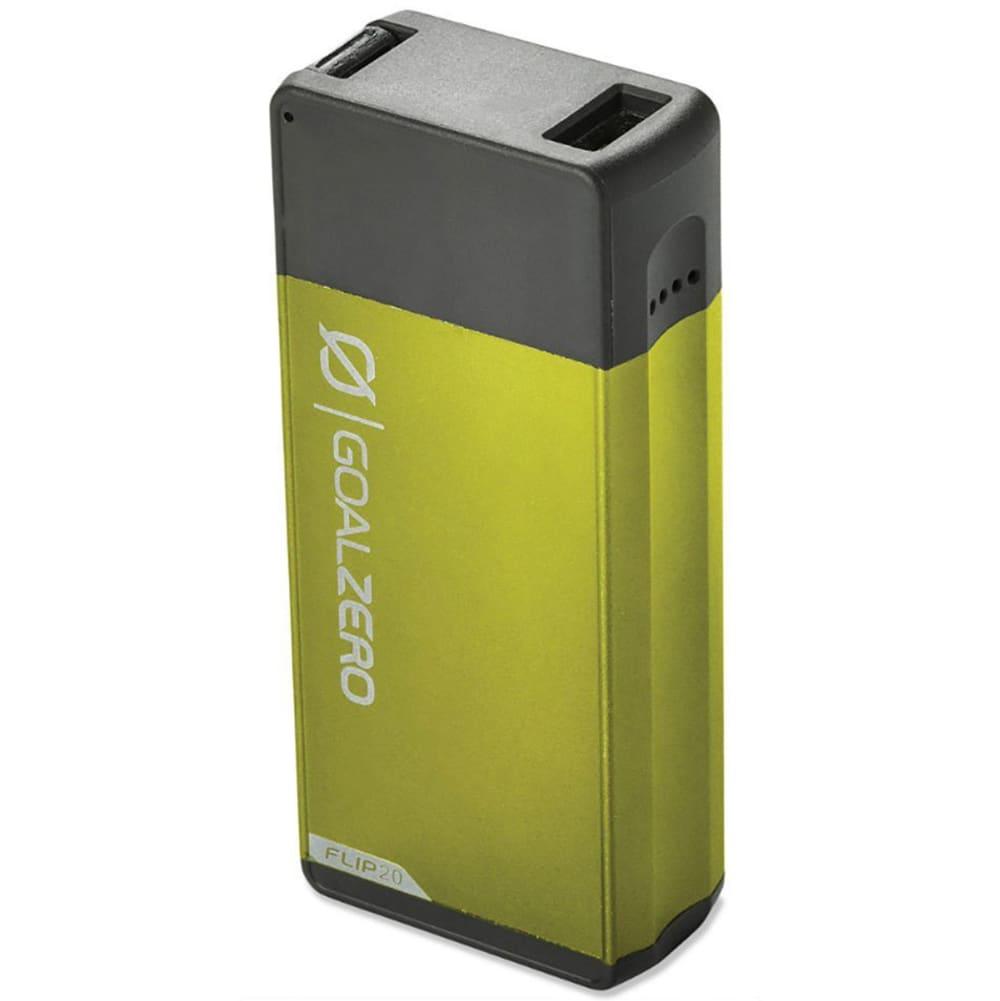 GOAL ZERO Flip 20 Portable Charger - NO COLOR