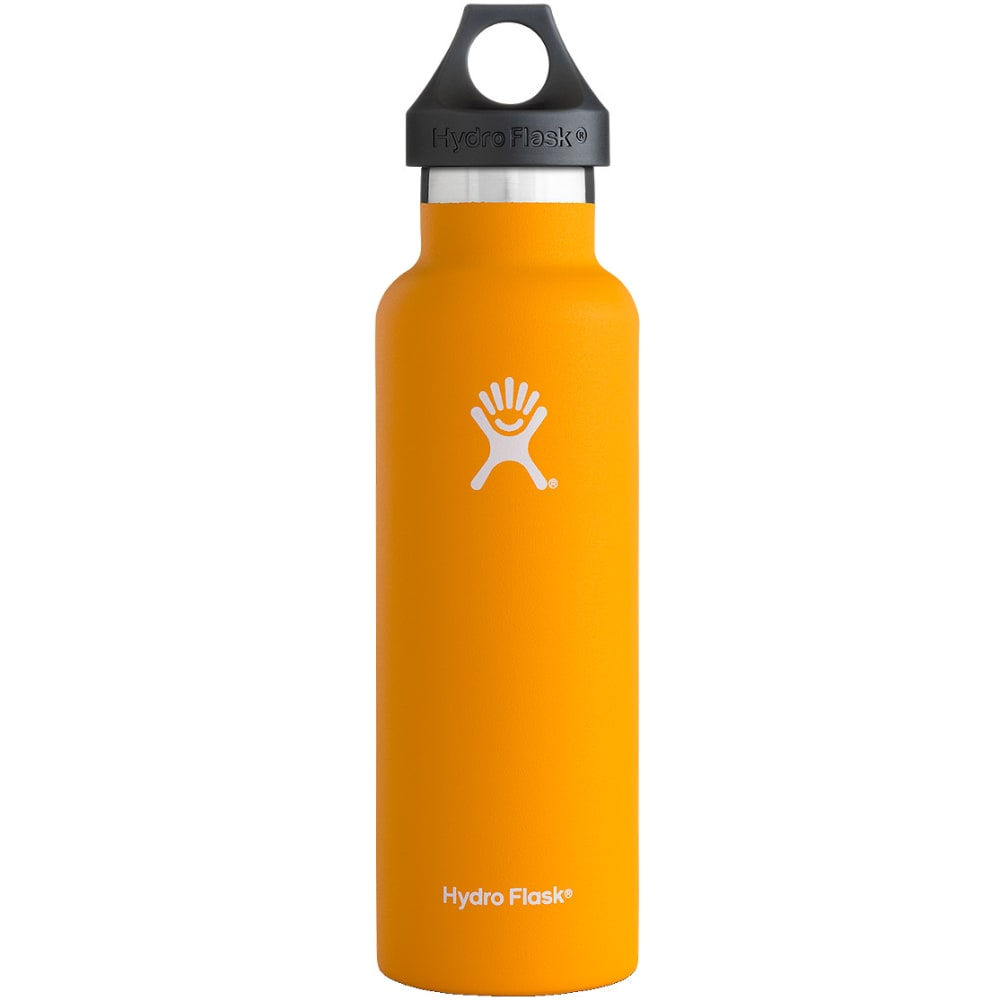 HYDRO FLASK 21 oz. Standard Mouth Water Bottle - MANGO