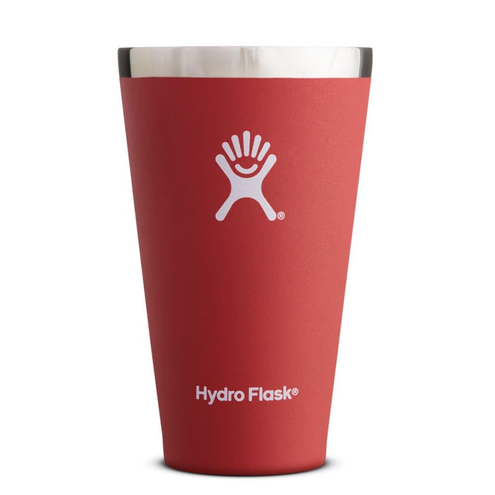 HYDRO FLASK 16 oz. True Pint Glass - LAVA