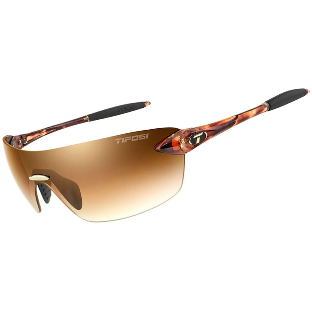 TIFOSI OPTICS Vogel 2.0 Tortoise Sunglasses - BROWN