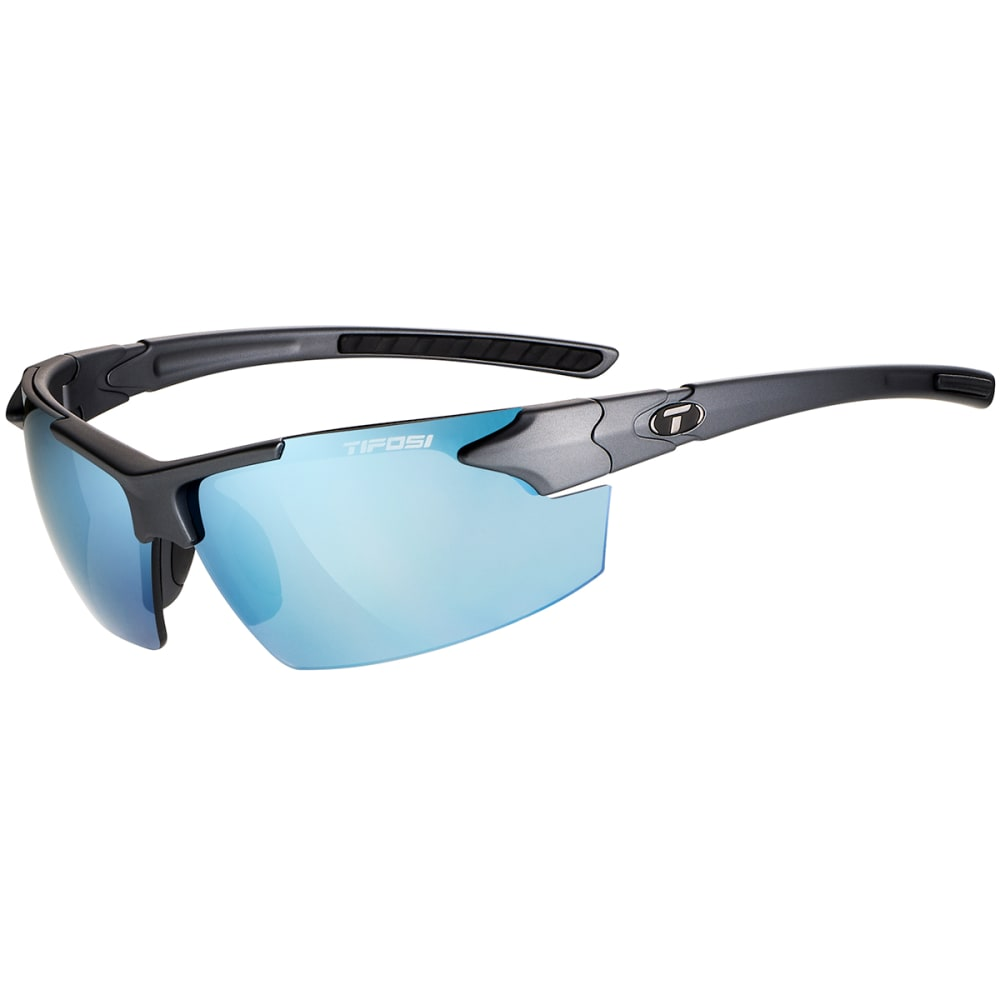 TIFOSI OPTICS Jet FC Matte Gunmetal Sunglasses - GUNMETAL