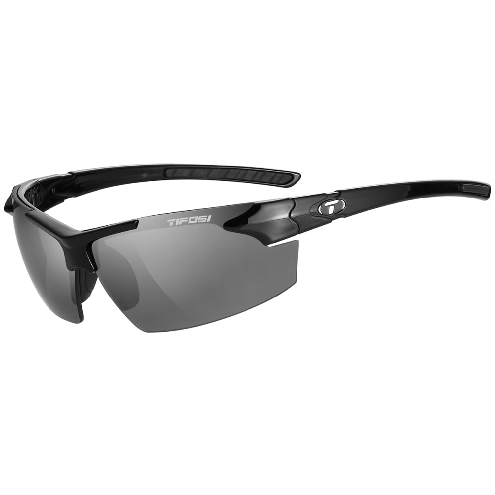 TIFOSI OPTICS Jet FC Gloss Black Sunglasses - BLACK