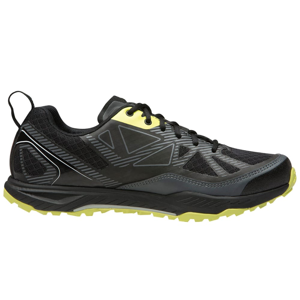 PEARL IZUMI Men's X-Alp Seek VII Shoes - BLACK/SHADOW GREY