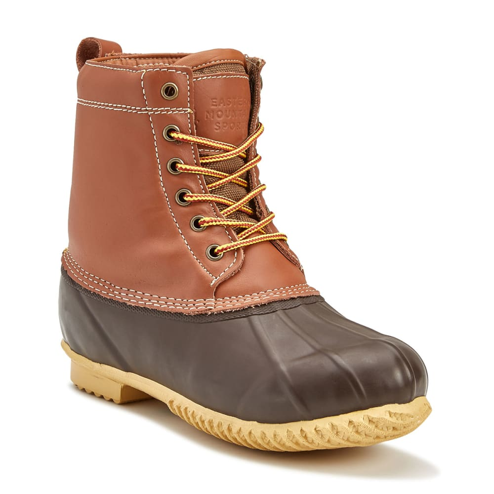 EMS® Women's Duck Boots, Brown - BROWN