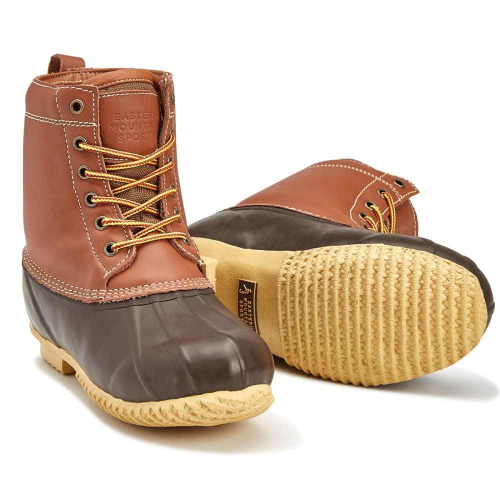 EMS® Men's Duck Boots, Brown - Eastern Mountain Sports
