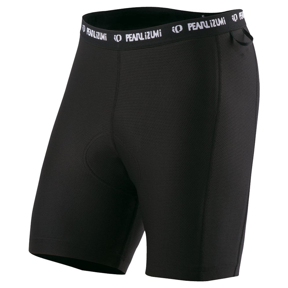 PEARL IZUMI Men's Liner Bike Shorts - 021 BLACK