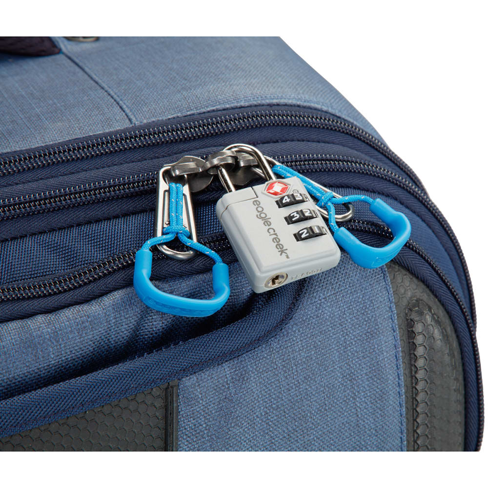 EAGLE CREEK Ultralight TSA Lock - QUARRY GREY