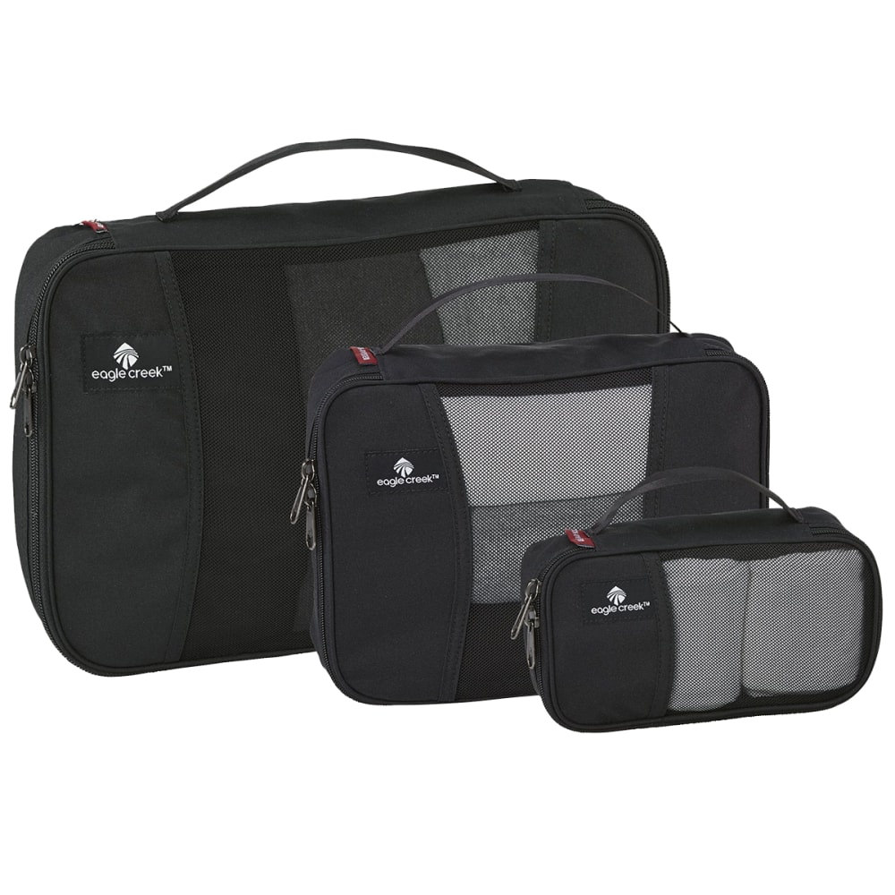 EAGLE CREEK Pack-It Cube Set - BLACK