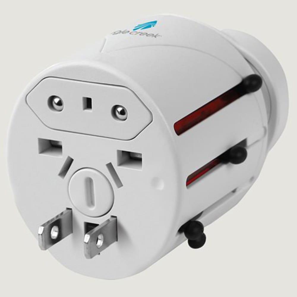 EAGLE CREEK Universal Travel Adapter Pro - WHITE