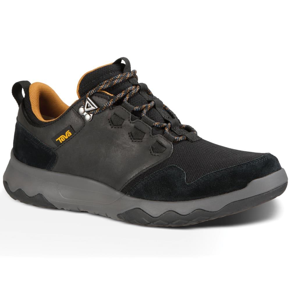 teva men s arrowood waterproof shoes black eastern mountain sports. Black Bedroom Furniture Sets. Home Design Ideas